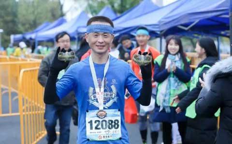 2018高淳固城湖螃蟹节马拉松