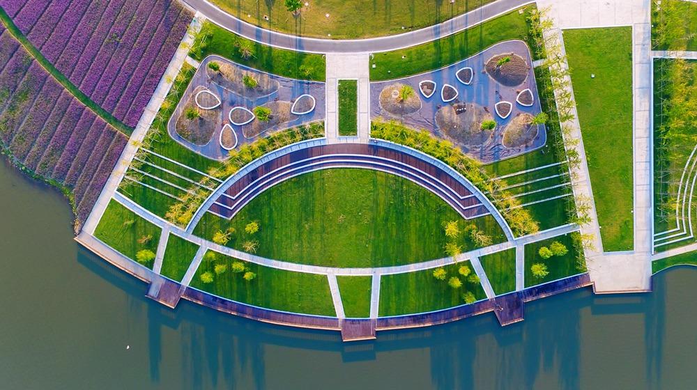 2018年固城湖螃蟹节开幕式地点-固城湖水慢城广场