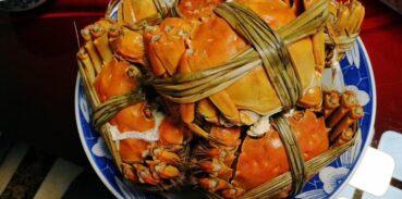 大闸蟹一次吃多少合适?