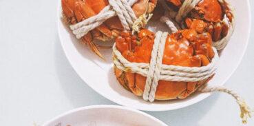 芒果和大闸蟹可以一起吃吗